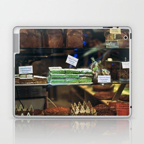 French Bakery  Laptop & iPad Skin