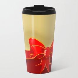 Matalic Cleff Travel Mug
