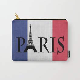 Grunge Paris Carry-All Pouch