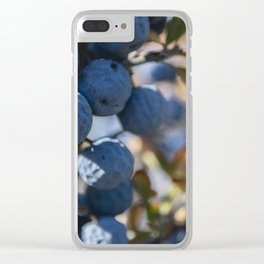 Sloe Clear iPhone Case