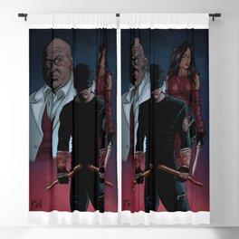 Matt, Fisk & Elektra Blackout Curtain