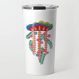 Ryukyu Bingata Travel Mug