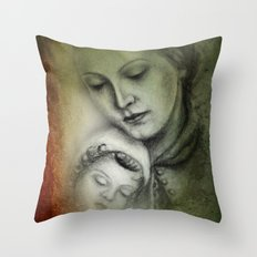 more than 100 years ago -3- Throw Pillow