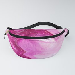 A smattering of crystals (macro) Fanny Pack