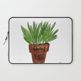 bloom & grow Laptop Sleeve