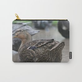 Rouen Duck Carry-All Pouch