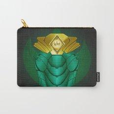 Green Iron Ranger Carry-All Pouch