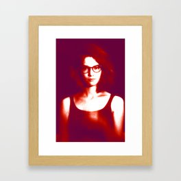 Antonina Schulz Framed Art Print
