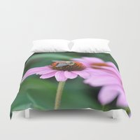buzz lightyear Duvet Covers featuring Buzz by Pookaluv