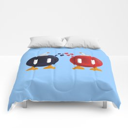 Bomb-Omb Love Comforters