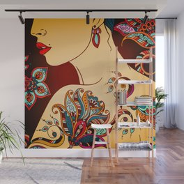 Beauty Wall Mural