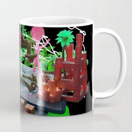 Fun worm king Coffee Mug