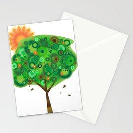 Be Like A Tree Stationery Cards