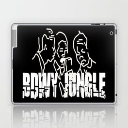 Singing Reggae - Bdwy Jungle Laptop & iPad Skin