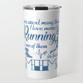 Running Mimi Travel Mug