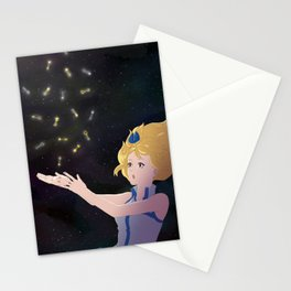 celestial princess Stationery Cards