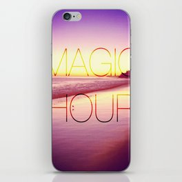 Magic Hour iPhone Skin