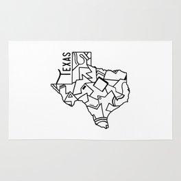 Texas Strong Rug