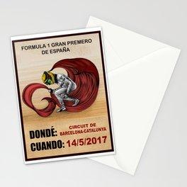 Lewis El Matador Stationery Cards