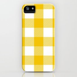 Sunflower Picnic iPhone Case