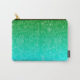 Science yo! Green Carry-All Pouch