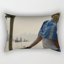 Way to Kakran Rectangular Pillow