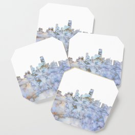 Jersey City Skyline Coaster