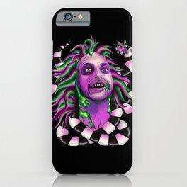 Stoned & Unusual - black iPhone Case
