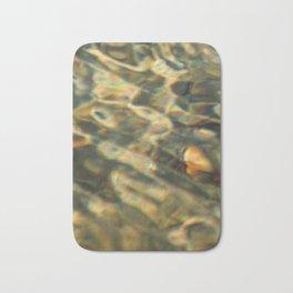 water pattern Bath Mat
