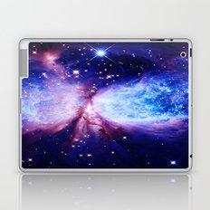 A Star is Born : Blue Purple Galaxy Laptop & iPad Skin