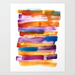 1  | 190626 | Melting In Colours Art Print