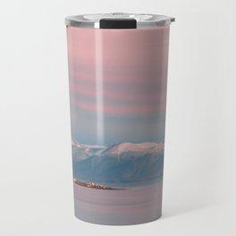 Mornings in El Calafate Travel Mug