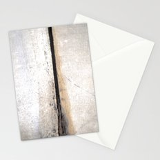 The space between Stationery Cards