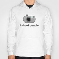 humor Hoodies featuring Photography Humor by Murphis the Scurpix