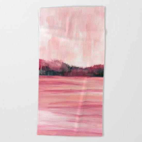 Improvisation 44 Beach Towel