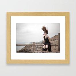 Amy by JCasillas Photography - Local Murrieta, CA Photographer Framed Art Print