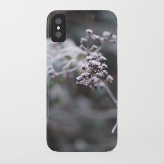 Just the tip iPhone Case