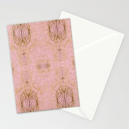 Paris Royal Gold Antique Stationery Cards
