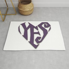 Prince YES LoveSexy Rug