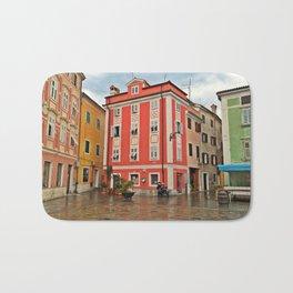 Apartments in Parin, Slovenia Bath Mat