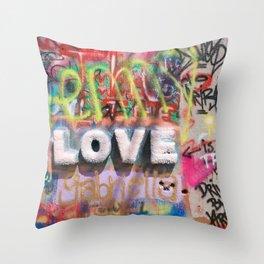ATX LOVE Throw Pillow