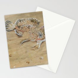 Spotted Handfish - I'm Still Standing Stationery Cards