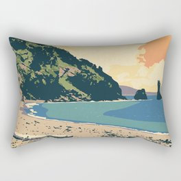 Cape Breton Highlands National Park Rectangular Pillow