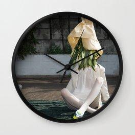 Pick Nick Wall Clock