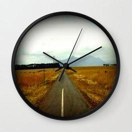 Road to Dunkeld Wall Clock