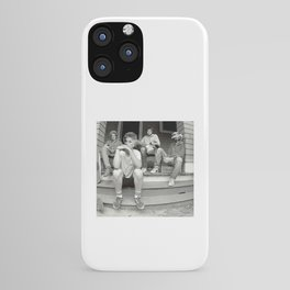 Golden girls minor threat iPhone Case