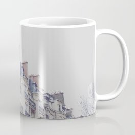 Paris photography, Eiffel tower, Saint-Germain-des-Prés, Paris architecture, boulevard Coffee Mug