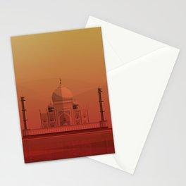 Taj Mahal, India. Stationery Cards