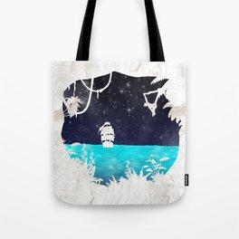 Discover the Jungle Tote Bag