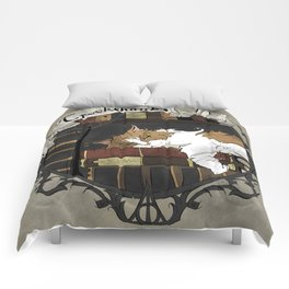 Crookshanks Comforters